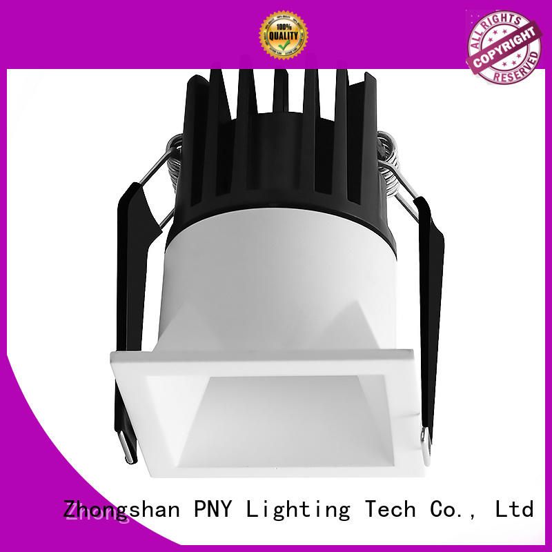 8w led light spotlight factory price for churches PNY