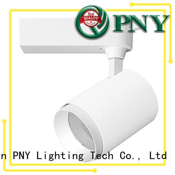 PNY reliable ceiling track light fixtures for club