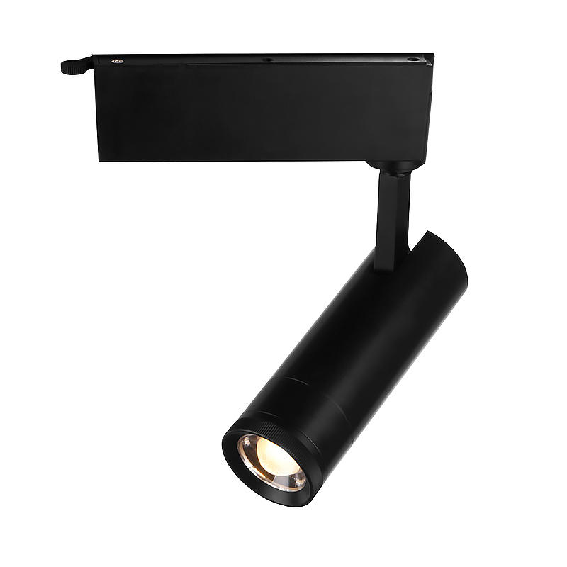 PNY-Cob Track Light Manufacture | Beam Angle Zoomable Led Track Light