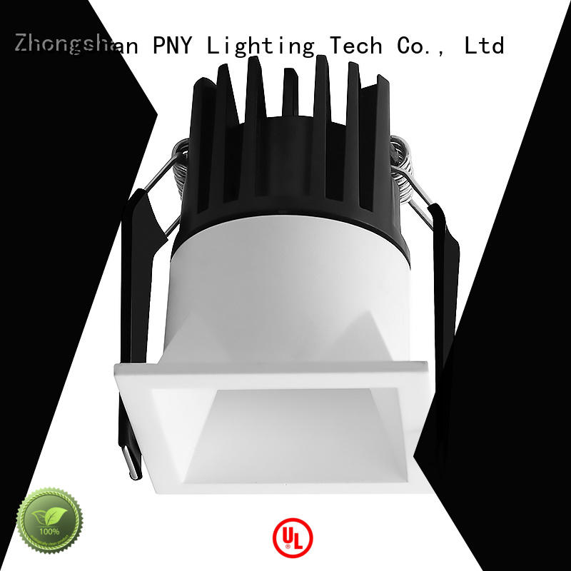 anti spot led light easy to use for theaters PNY