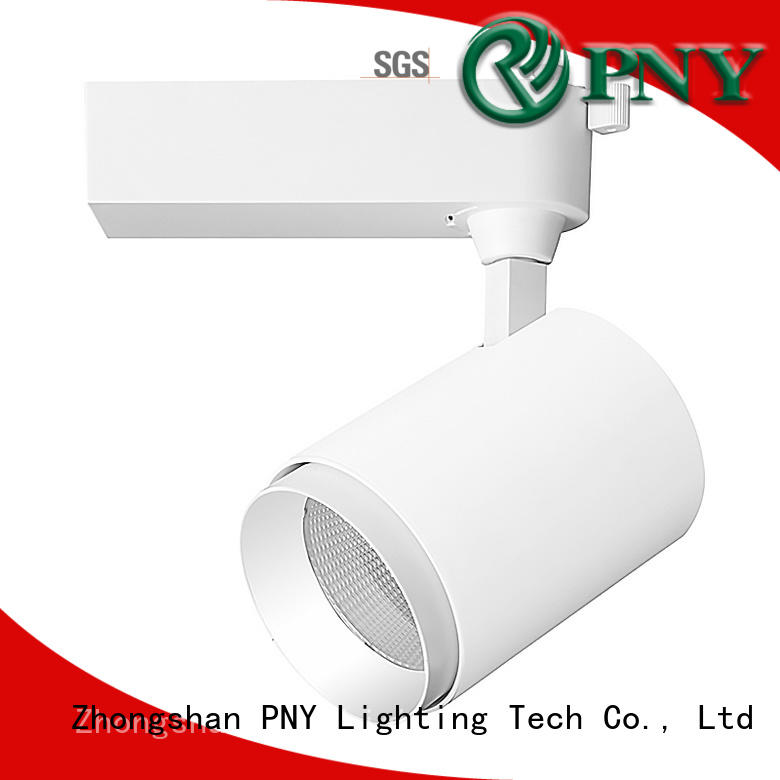 PNY museum lighting fixtures promotion for bar