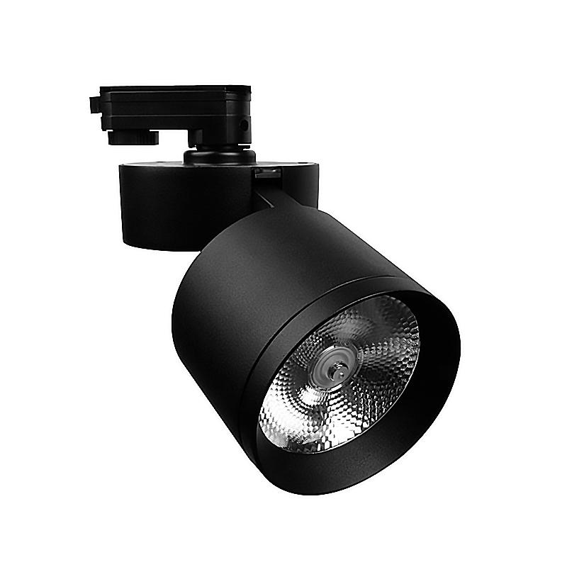 LED TRACK LIGHT 16W 30W SMALL BEAM ANGLE 10° 20°