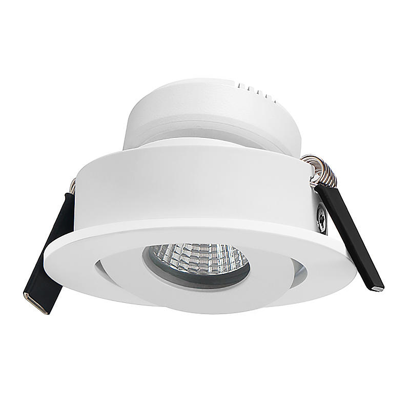 IP54 RATING WATERPROOF 5W MOVABLE MINI DOWNLIGHT