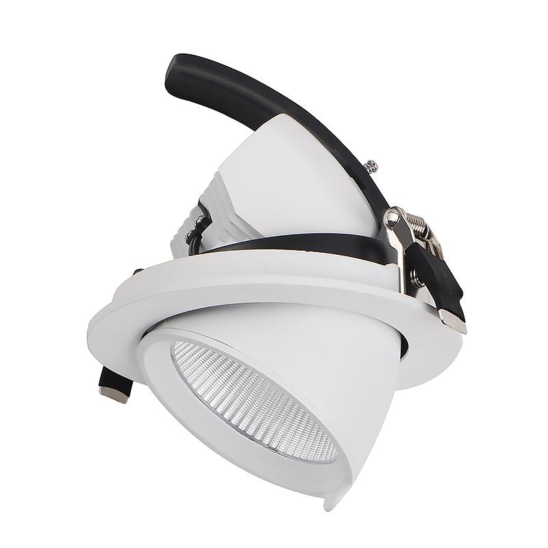 PNY-Manufacturer Of Led Interior Spotlights Gimbal Downlight