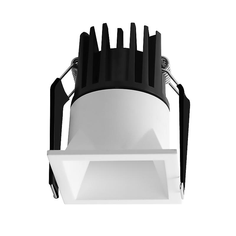 8W RECESSED COB DOWNLIGHT ANTI GLARE