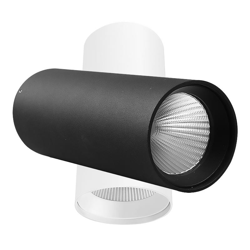 CYLINDER SURFACE MOUNTED DOWNLIGHT COB 9W 16W 30W