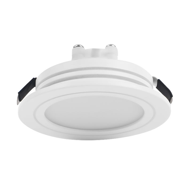 RECESSED LED CABINET LIGHT SMD 5W ROUND & SQUARE