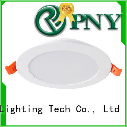 PNY recessed down lights design for living room