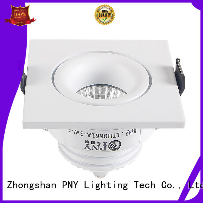 4W  RECESSED MINI SPOT LIGHT