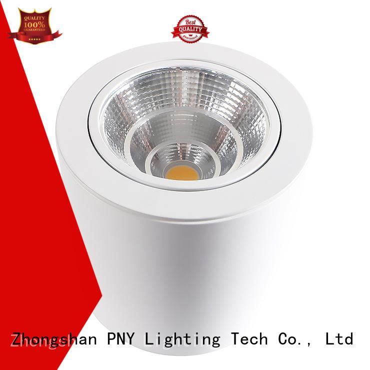 led house spotlights adjustable cylinder efficient Warranty PNY