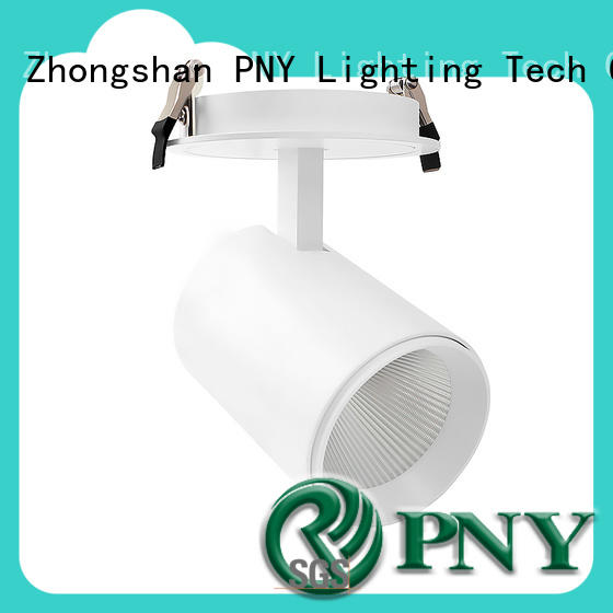 PNY inset ceiling spotlights online for big performance