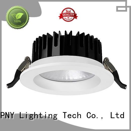 led track light downlight for bedroom PNY
