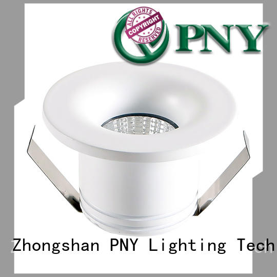 PNY High Bright recessed ceiling spotlights from China for nightclubs