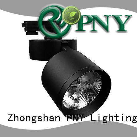 PNY stable led track spotlights promotion for stage
