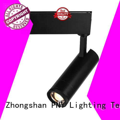 PNY 10° led track spotlight factory price