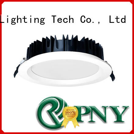 PNY recessed downlight design for bathroom