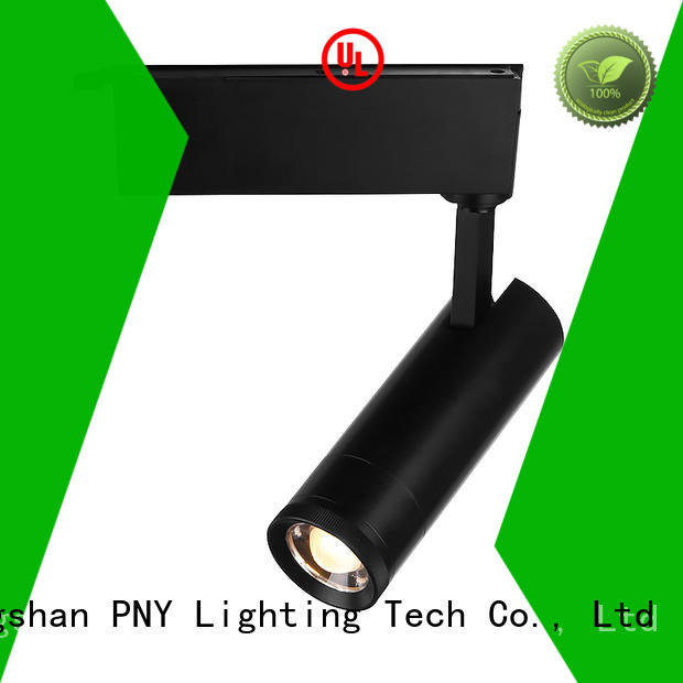 PNY custom dimmable led track light wires for stage