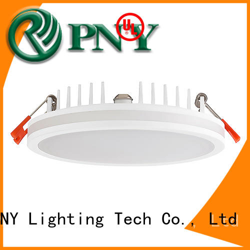 PNY high brightness recessed adjustable led downlights design for living room