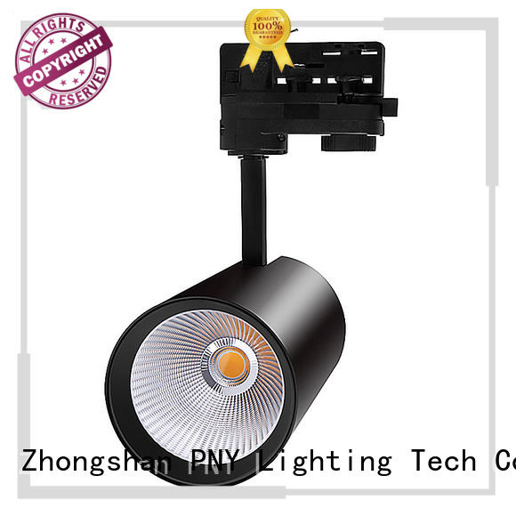 ceiling track spotlights 9w for stage PNY