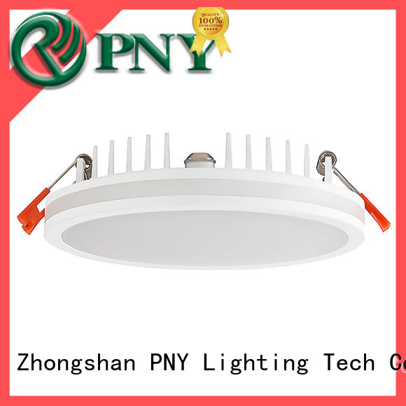 PNY recessed downlight manufacturer for bedroom