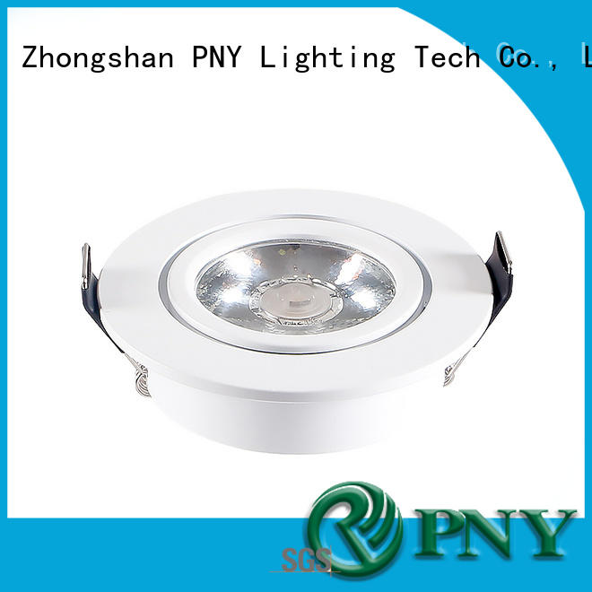 PNY recessed led spotlights from China for family party