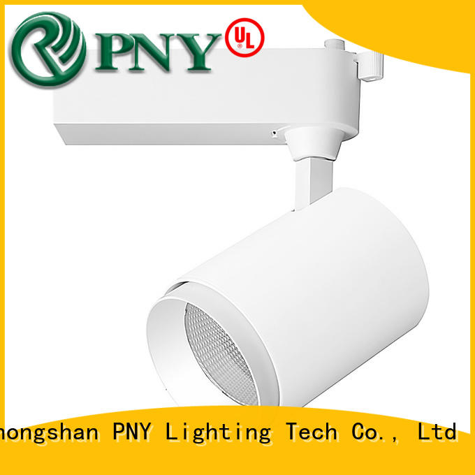 30W COB LED TRACK LIGHT BEAM ANGLE 15° 24° 38°