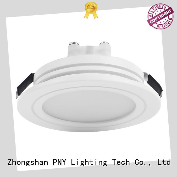 PNY High Bright 12w led downlight online for hotel