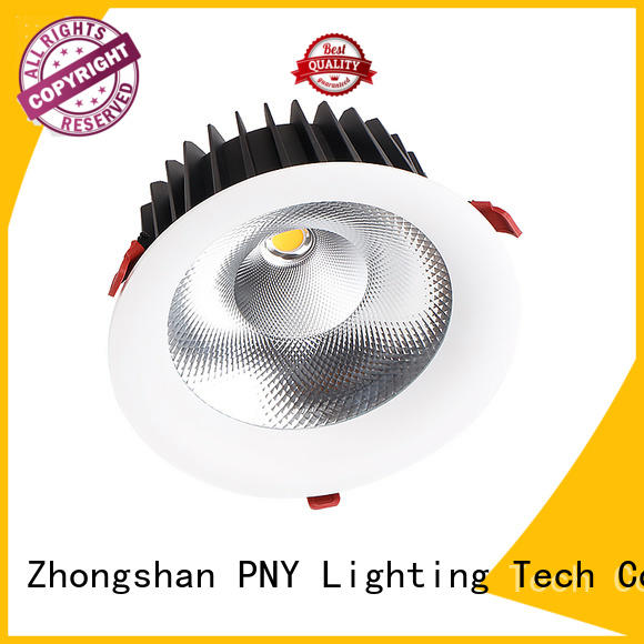PNY convenient adjustable led spotlights easy to use for churches