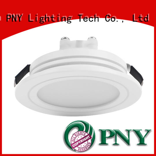 PNY high brightness led recessed downlight manufacturer for bathroom