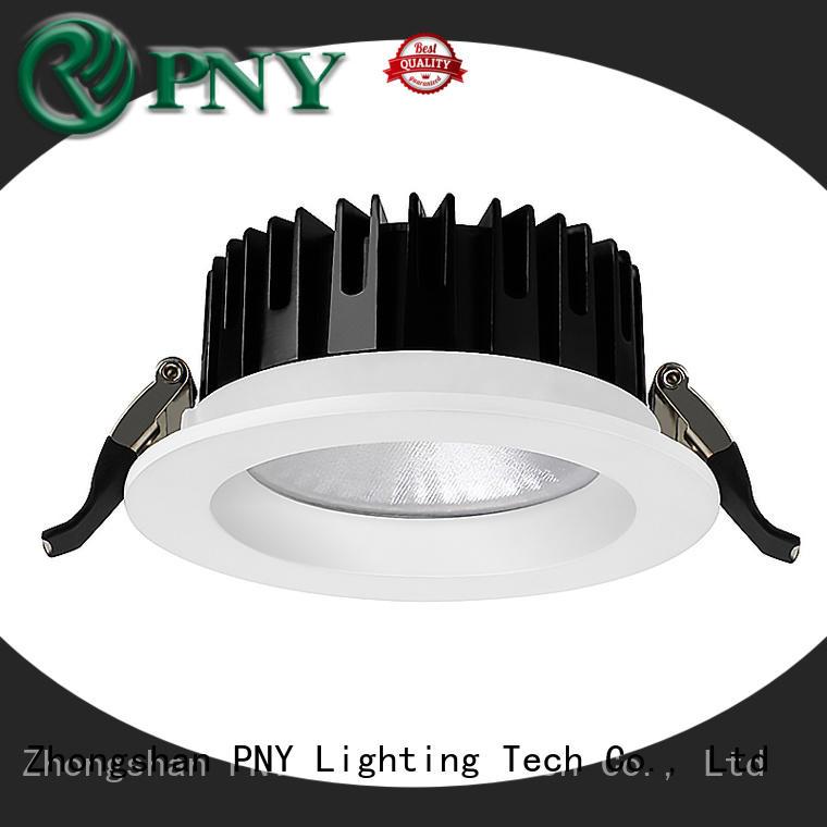 PNY colorful recessed adjustable spotlights design for big performance