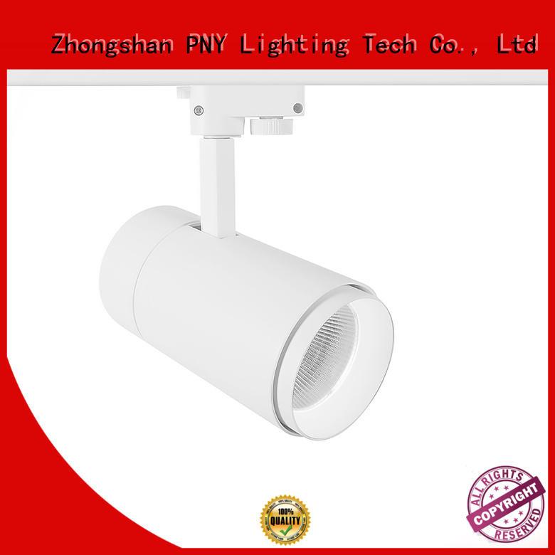 track spotlights cylinder body track lighting fixtures manufacture