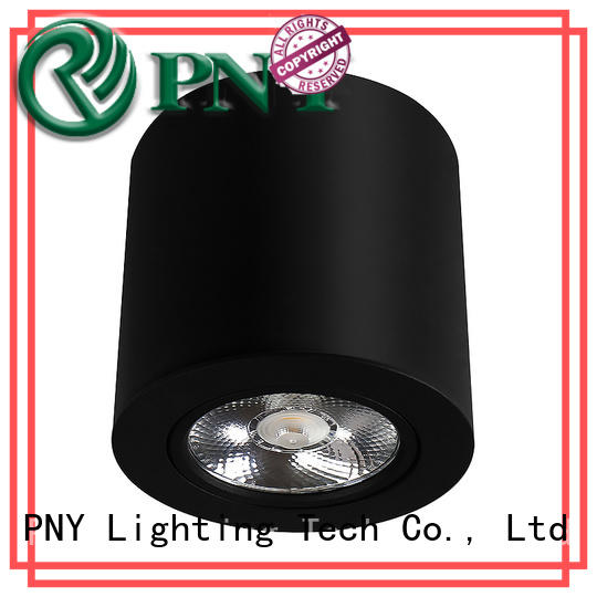 PNY brightness surface mounted led spotlights for stage