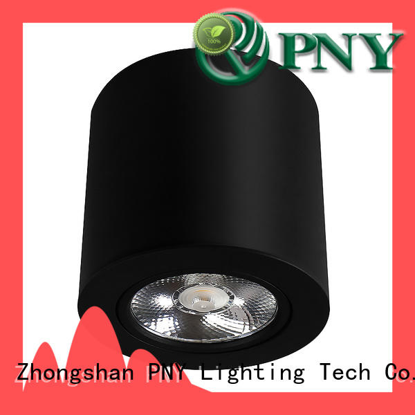 Attractive surface mounted spotlights for stage