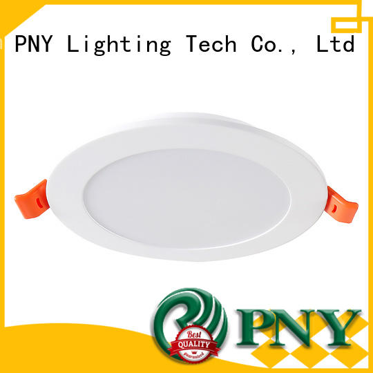 PNY practical waterproof recessed led downlight manufacturer for living room
