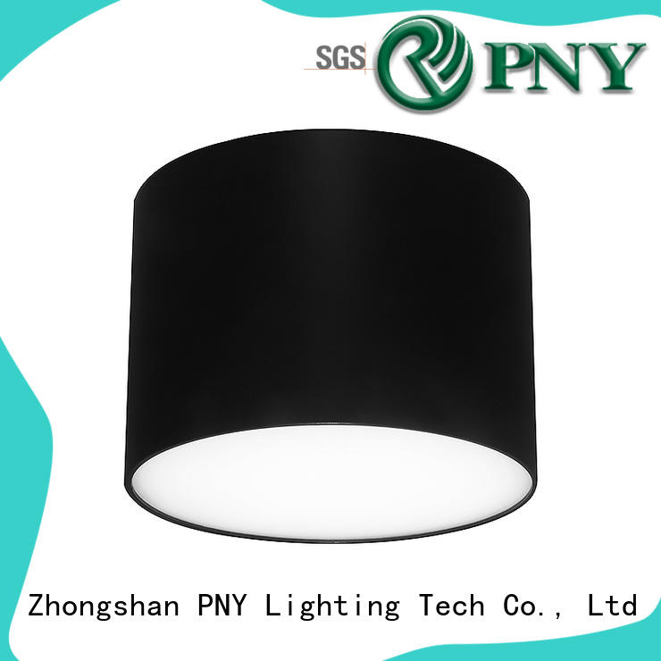 PNY Low Power high quality led downlights factory price for apartment