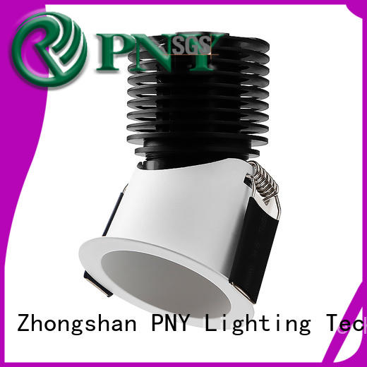 PNY Low Power waterproof rechargeable spotlight from China for big performance