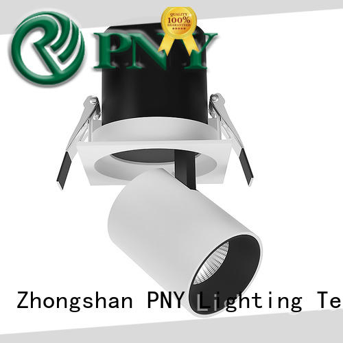 movable led indoor spot lights trim for churches PNY