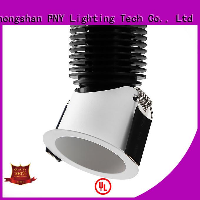 short movable gimbal glare led house spotlights PNY Brand