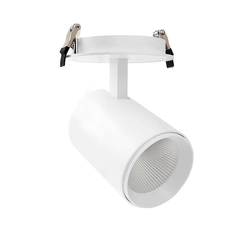 PNY-Led Spotlight Lamp Ceiling Spot Light Cylinder