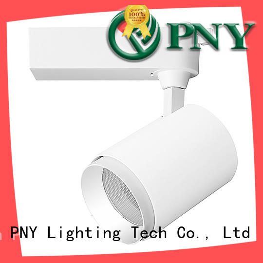 PNY custom dimmable led track light factory price
