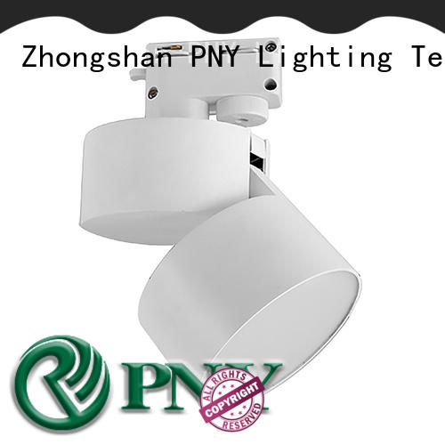 PNY custom industrial track lighting for stage