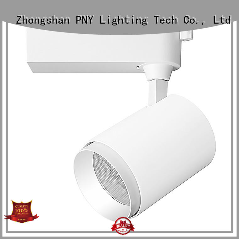 PNY 20° track lighting living room factory price for club