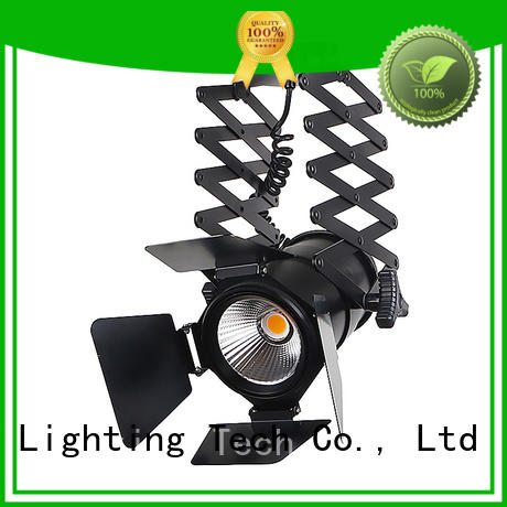 40w track spotlights at discount for club PNY
