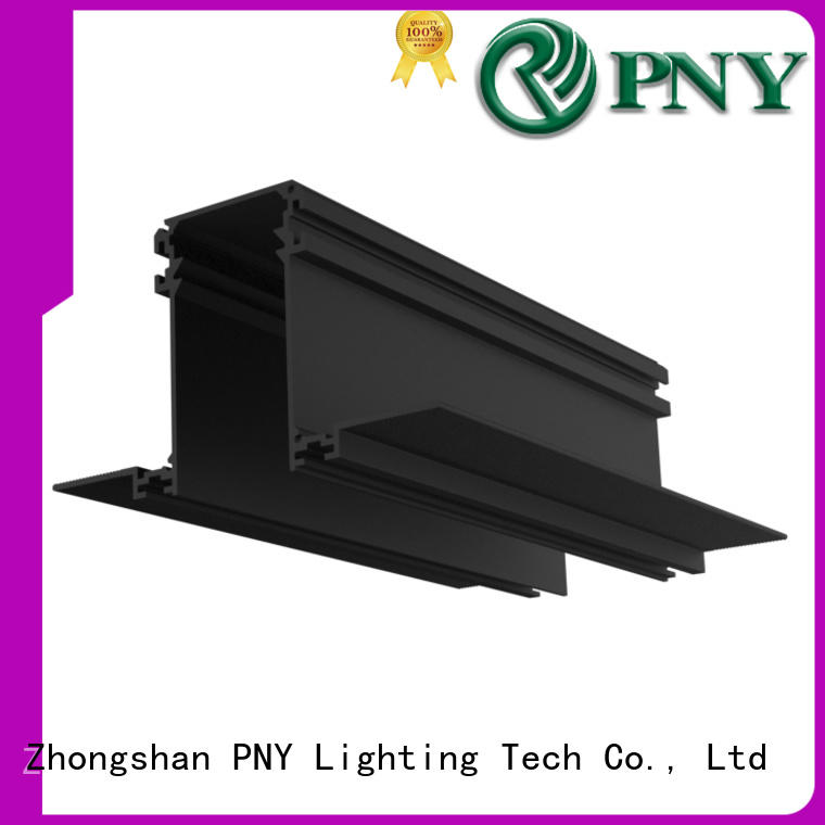 PNY low cost led track light manufacturer for living room