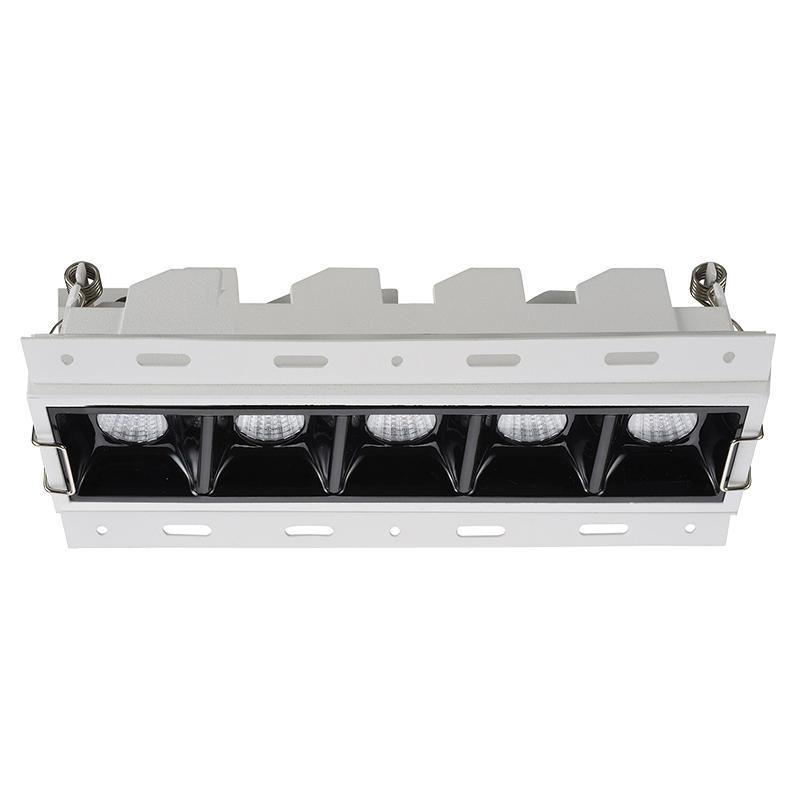 12W Slim trim grille light