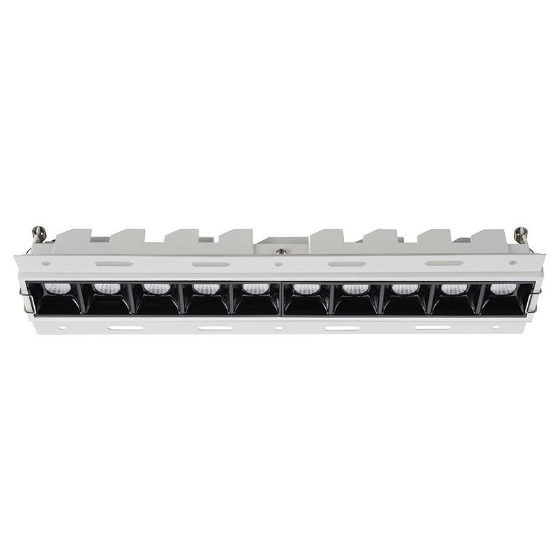 22W Slim trim recessed grille light