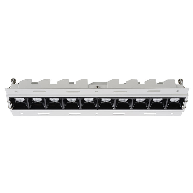 22W Slim trim recessed grille light