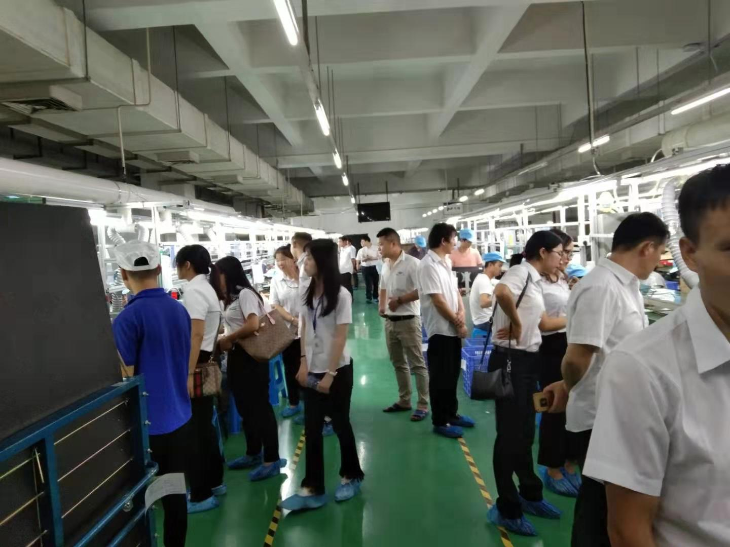 PNY-Tour And Visit To Foshan Eaglerise Electric Electronic Co, Ltd-3