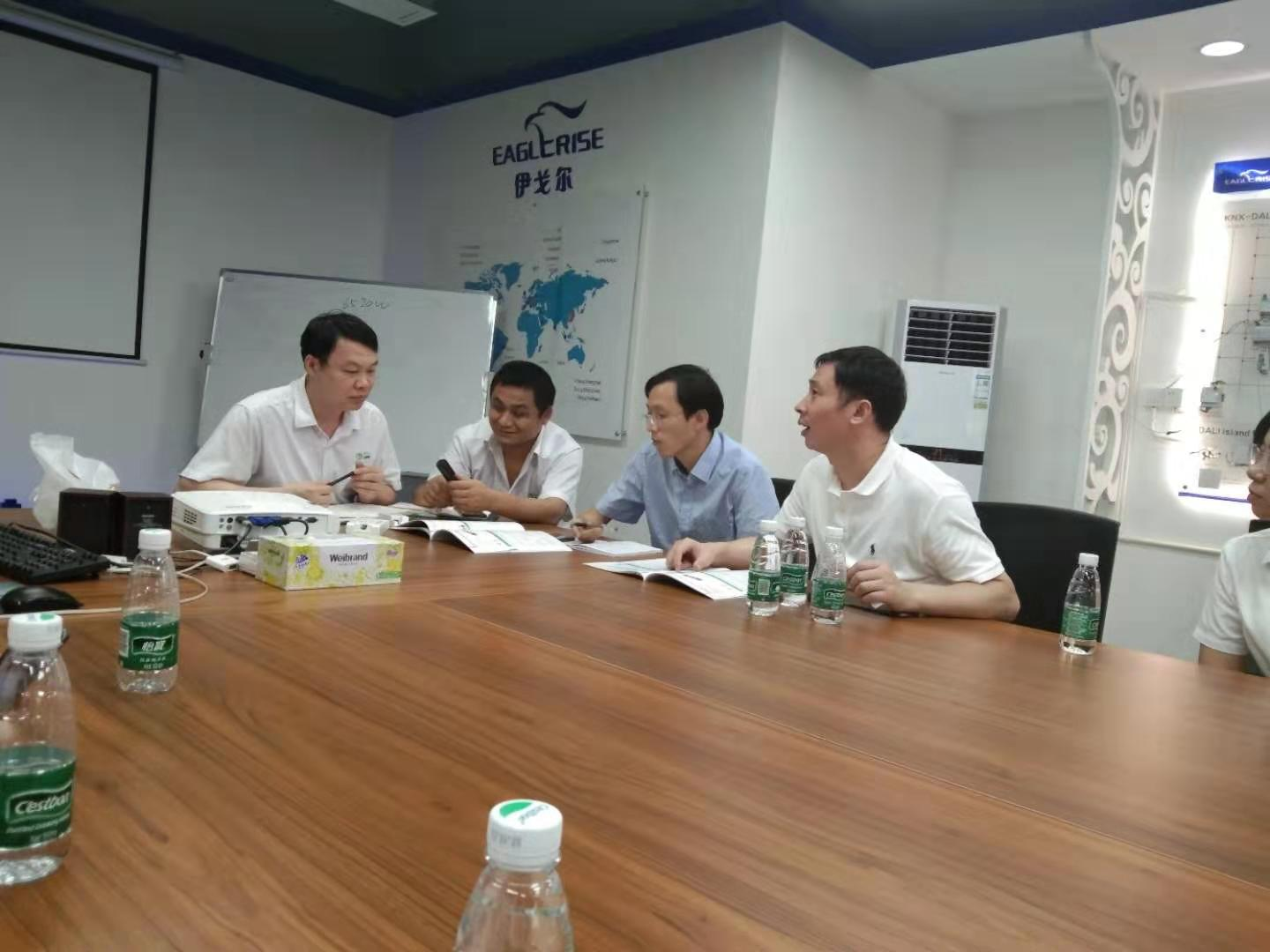 PNY-Tour And Visit To Foshan Eaglerise Electric Electronic Co, Ltd-4
