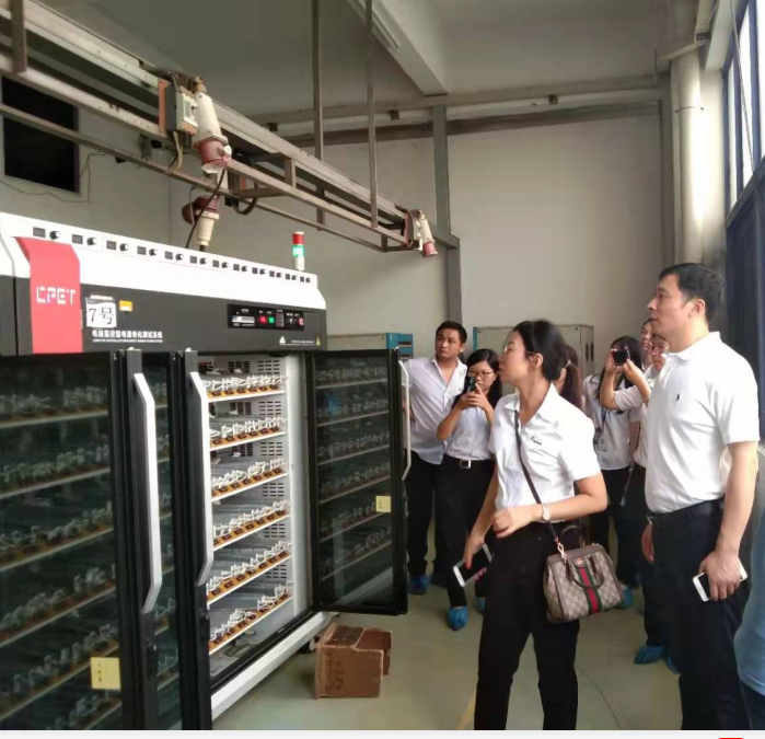PNY-Tour And Visit To Foshan Eaglerise Electric Electronic Co, Ltd-5